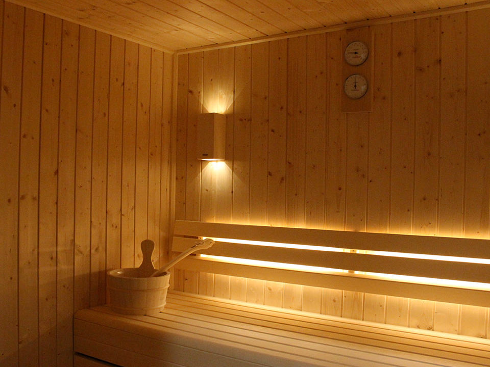 espace sauna et détente - workinvarenne